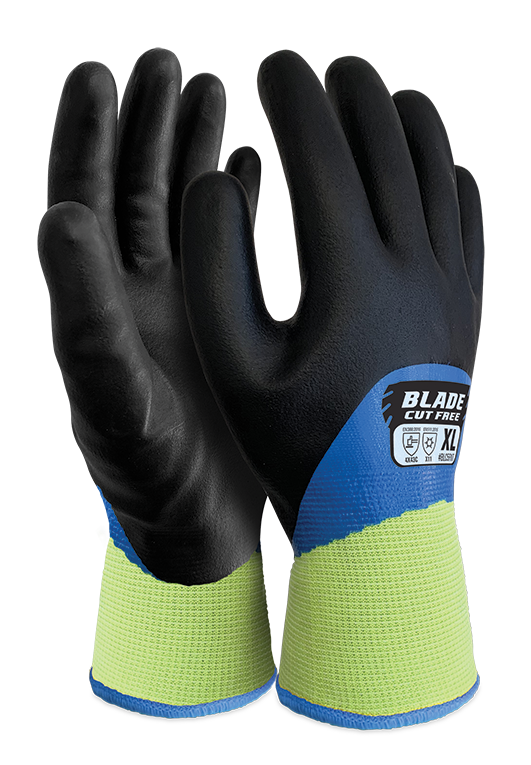 Armour Safety Products Ltd. - Blade Cut 5 Foam Nitrile Thermal Glove